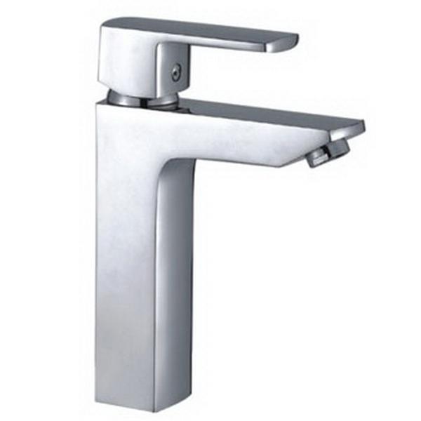 خلاط مغسله فوتيس / يد واحدة SINGLE HANDLE BASIN MIXER GOLO GL8850-147C