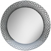 مراية ارجينت كريستال DOUBLE MIRROR SIZE: 580X580MM ARGENT CRYSTAL YJ-1198