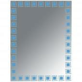 مراية ارجينت كريستال SIMPLE MIRROR SIZE: 600X800MM ARGENT CRYSTAL YJ-1247 H