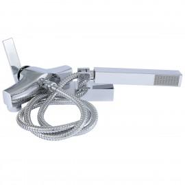 خلاط دوش فوتيس / يد واحدة SINGLE HANDLE SHOWER MIXER GOLO GL3330-148C