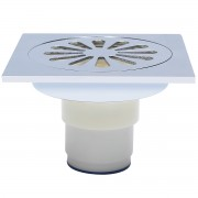 غطاء مصرف حمام FLOOR DRAINER LINISI 781001-2