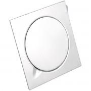 غطاء مصرف حمام ستانليس قياس 150X150 مم STAINLESS STEEL FLOOR DRAIN FLAT  MIRO SSC15.1