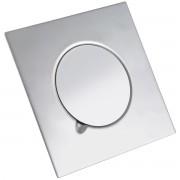 غطاء مصرف حمام ستانليس قياس 200X200 مم STAINLES STEEL FLOOR DRAIN 20X20X1.8  MIRO SSC20