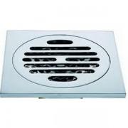 غطاء مصرف حمام مانع للروائح الكريهه DEODORANT FLOOR DRAIN ARGENT CRYSTAL 23301