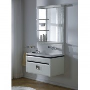 مغسلة حمام ARGENT CRYSTAL WASHBASIN CABINET  ARGENT CRYSTAL CS-26085
