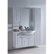 مغسلة حمام ARGENT CRYSTAL WASHBASIN CABINET  ARGENT CRYSTAL CS-27141