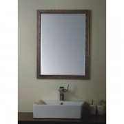 مراية ارجينت كريستال FRAMED MIRROR SIZE: 600X800MM ARGENT CRYSTAL YJ-176 H