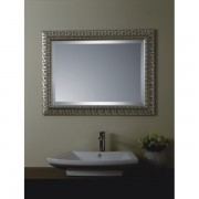 مراية ارجينت كريستال FRAMED MIRROR SIZE: 600X800MM ARGENT CRYSTAL YJ-182 H