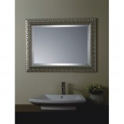 مراية ارجينت كريستال FRAMED MIRROR SIZE: 1000X750MM ARGENT CRYSTAL YJ-182 J
