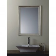 مراية ارجينت كريستال FRAMED MIRROR SIZE: 600X800MM ARGENT CRYSTAL YJ-1941 H