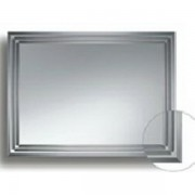 مراية ارجينت كريستال SIMPLE MIRROR SIZE: 1000X750MM ARGENT CRYSTAL YJ-33017 J
