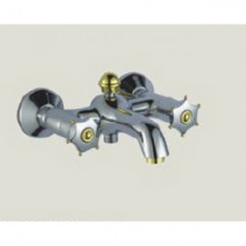 خلاط بانيوا BATH AND SHOWER MIXER GOLO GL-6608-170