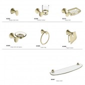 طقم اكسسوار 7 قطع BATHROOM ACCESSORIES SET 7 PCS  LINISI 83300A-7